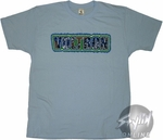 Voltron Glowing Logo T-Shirt Sheer