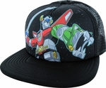 Voltron Lion Force Trucker Hat