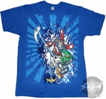 Voltron Sickle T-Shirt Sheer