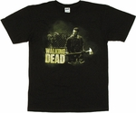 Walking Dead Axe T Shirt