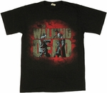 Walking Dead Axed Zombie T Shirt