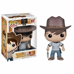 Walking Dead Carl Vinyl Figurine