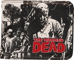 Walking Dead Comic Inked Zombies Bifold Wallet