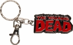 Walking Dead Comic Logo Keychain