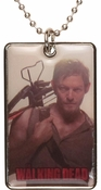 Walking Dead Daryl Dixon Dog Tag