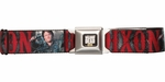 Walking Dead Dixon Montage Seatbelt Mesh Belt