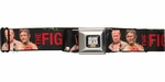 Walking Dead Fighting Dixons Seatbelt Mesh Belt