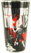 Walking Dead Foil Name Black Pint Glass