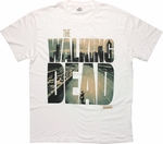 Walking Dead Freeway Name T Shirt
