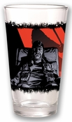 Walking Dead Governor Comic Pint Glass