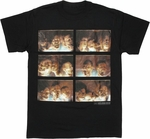 Walking Dead Head Tanks T Shirt