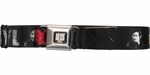 Walking Dead I Love Daryl Seatbelt Mesh Belt