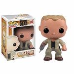 Walking Dead Merle Vinyl Figurine
