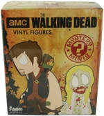 Walking Dead Mystery Minis Series One Blind Box Vinyl Figurine