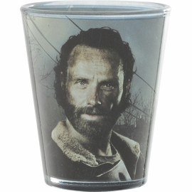 Walking Dead New World Gonna Need Rick Shot Glass