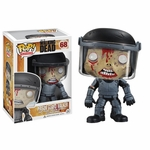 Walking Dead Prison Guard Walker Vinyl Figurine