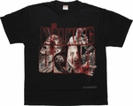 Walking Dead Reaching Walkers Name T-Shirt