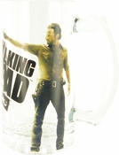 Walking Dead Rick Glass Mug