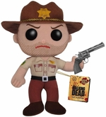Walking Dead Rick Grimes Pop Plush