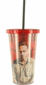 Walking Dead Rick Travel Cup