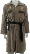 Walking Dead Rick Uniform Terrycloth Robe