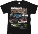 Walking Dead Survivors T-Shirt