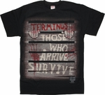 Walking Dead Terminus T-Shirt