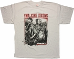 Walking Dead Walking Dixons T Shirt