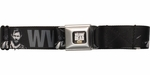 Walking Dead WWDD Seatbelt Mesh Belt