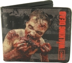 Walking Dead Zombie Eating Wallet