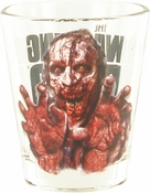 Walking Dead Zombie Hands Shot Glass