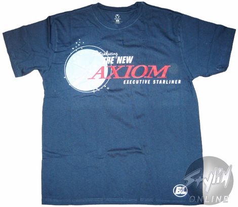Wall E Axiom T-Shirt