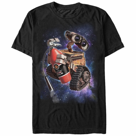 Wall E Space Jet T-Shirt