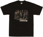 Warehouse 13 Cast T Shirt