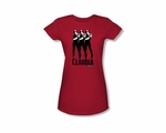 Warehouse 13 Claudia Baby Tee