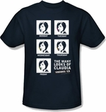 Warehouse 13 Many Looks T Shirt