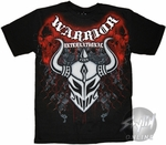 Warrior Wear Foil T-Shirt Sheer