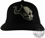 Warrior Wear Split Face Flatbill Hat