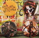 Watchmen Button Set