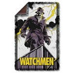 Watchmen Perched Throw Blanket