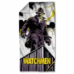 Watchmen Perched Towel