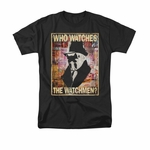 Watchmen Who Watches Poster T Shirt