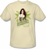 Weeds Hempstress T Shirt