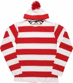 Where's Waldo Wenda Ladies Costume