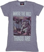 Where the Wild Things Are Jungle Baby Tee