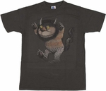 Where the Wild Things Are Scare T-Shirt Sheer