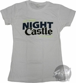White Castle Name Baby Tee