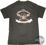 Whitesnake Pirates T-Shirt