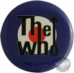 Who Logo Button