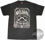 Willie Nelson Shotgun T-Shirt